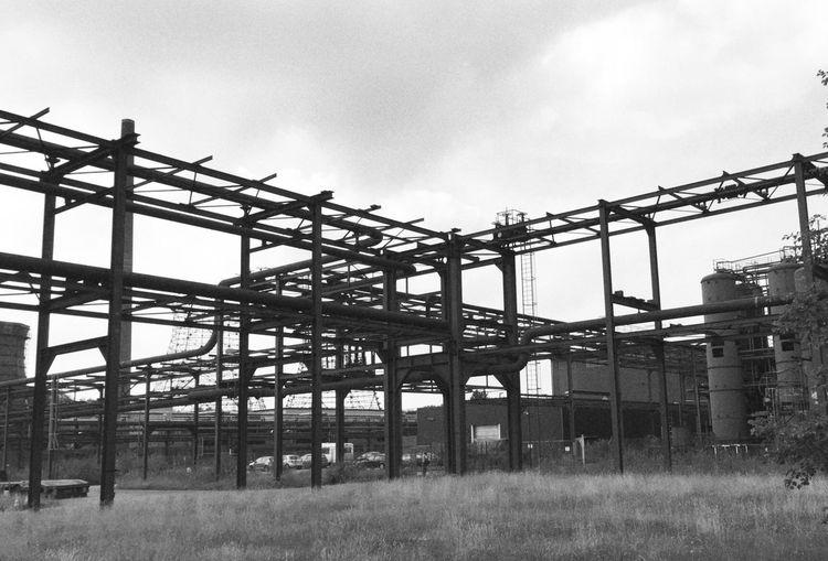 Old Stuff B&Bs Grand Adventure Zeche Zollverein