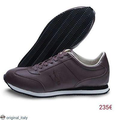 EzRepost @original_italy with @ezrepostapp Самые крутые кроссовки, оригинальные MASERATI Отличаются от всех! Кожа, супер качество, ультра легкая подошва. Размеров очень мало только 43, 44, 45 Цена 235€ Для заказа WhatsApp, Viber + 79817855075 Furla Coccinelle Armani Braccialinitoscablu COLMARfabi VANS fornarinafrau LORIBLUCINTICHIARAFERRAGNI MASERATI AnticaMurrinaVERSACE CULTMOSCHINOLIUJOFABImaxmarageoxNANDOMUZICROMIATheBridgeMARELLAобувьизИталиисумкиизИталииASH