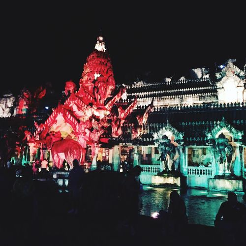 Thailand Phuket Fantasea Weekend Activities Show Night Lovely