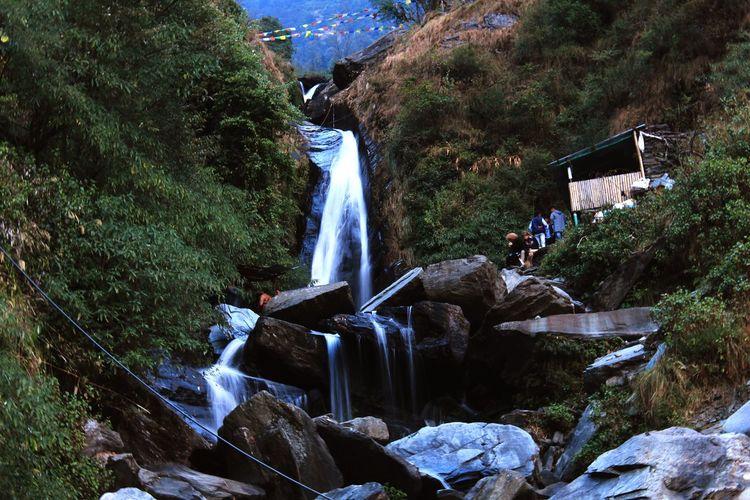 Bhagsu nag fall