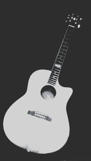 Just Took This Shot My Photography Photography Blackandwhite Guitar Looks Oldish Taking Photos GrungeStyle Grunge Hanging Out Popular Photos Check This Out Live Free