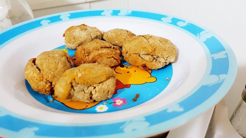 Cucinando  Glutenfree Biscottini Nessunonasceimparato metti sempre amore in ogni cosa che fai e il risultato sarà gia perfetto !