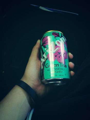 Arizona Arizona Tea Green