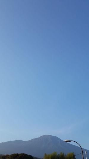 blue sky above the peak of Mount Slamet Baturaden Banyumas Jawa Tengah Indonesia_photography Mountain Mountain Range Mountain View Asian Photography EyeEm Selects EyeEm Gallery Eye4photography  EyeEm Macrophotography Blue Sky Blue Indonesia Mountain Central Java Central Java, Indonesia Clear Sky Tree Blue Mountain Sky Scenics Non-urban Scene Snowcapped Mountain Rocky Mountains Mountain Road Countryside