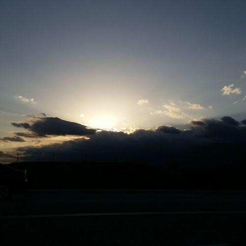 Sillouette Sky