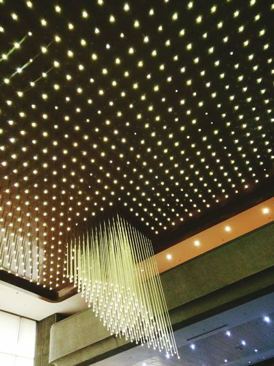 Awesome lights Ceiling Ceiling Art Ceiling Design Ceilings Ceiling Lights