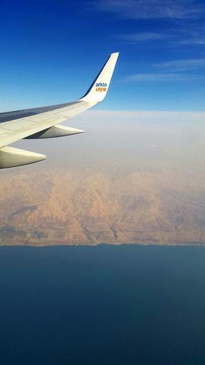 Airplane From An Airplane Window Enjoying Life Fun Hello World Sky Sea EyeEm Water Mountains