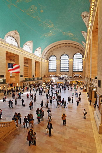 Travel Destinations Architecture Indoors  People EyeEm New Here Travel Photography Travelphotography Traveler Travelers Train Station Grand Central Station EyeEmNewHere Let's Go. Together.