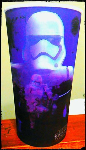 Art Human Representation Drink Cups Star Wars Starwars Stormtrooper Stormtroopers Stormtrooper STARWARS Check This Out Hands Up Stormtrooper Star Wars Love The Force Awakens Drink Cup Drinkcups Star Wars The Force Awakens Drinkcup