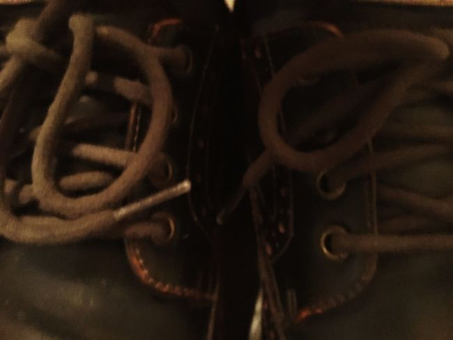 Maximum Closeness Shoe Laces Shoes Wingtips Brown Leather Tied Bow