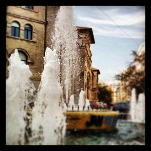 Fountain Bucureşti Bucharest Romania