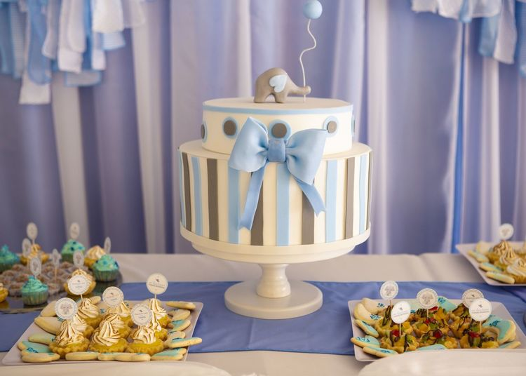 Christening Lunch Arrangement Baked Cake Cakestand Christening Cake Christening Day Creativity Dessert Focus On Foreground Food Food And Drink Freshness Indoors  Indulgence No People Representation Still Life Sweet Sweet Food Table Temptation Unhealthy Eating Wedding