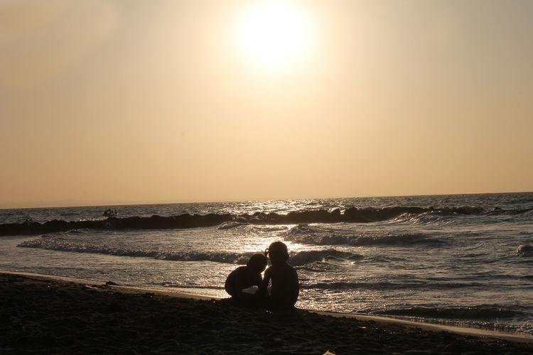 Beach Life Beach Sunset Beach Kids