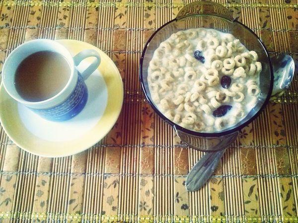 Takie tam śniadanko Jedzenie Sniadanko