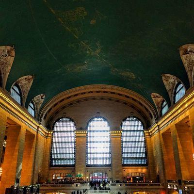 Grand Central New York Grandcentral Train Station NYC Photanaka City Showcase: November