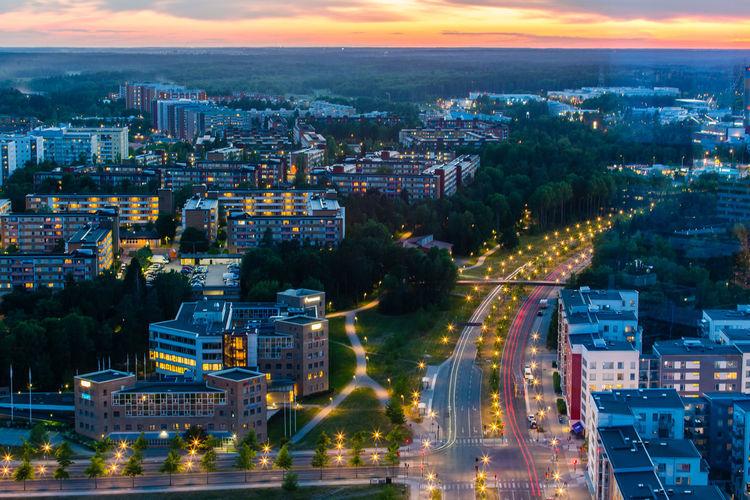 Kista City