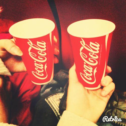 Coca-cola Nice!