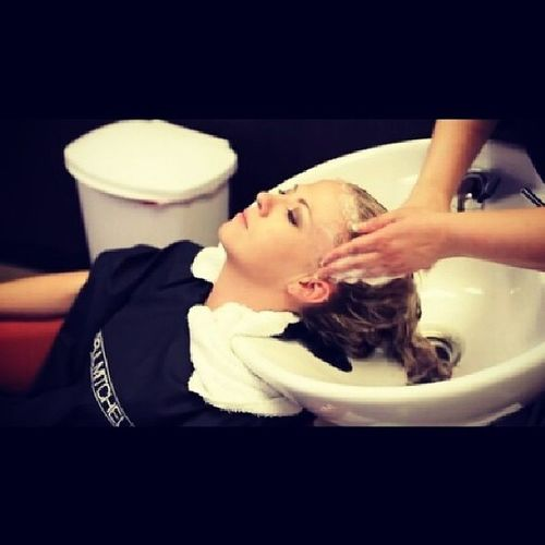 Let me treat you today. Come in for a blow out...mention this post and get 20% off call the salon at (760)435-0000 InfluenceSalon Oceanside Paulmitchell LoveThisJobOfMine ShampooBlowOut ItsFridayFriday