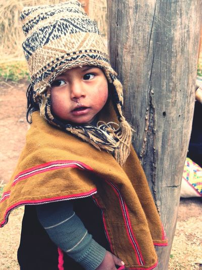 A local child that I met in the Sacred Valley of Peru. DeLeonStrong Optoutside