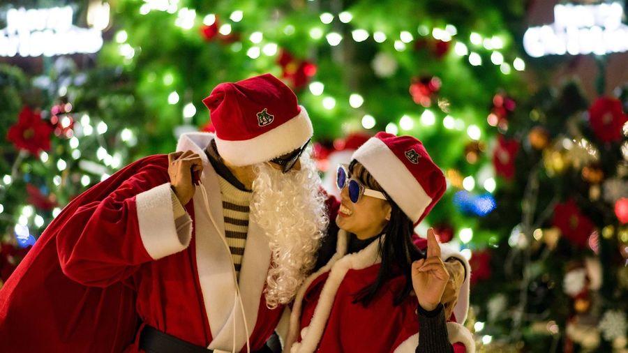 진정한 크리스마스 커플 2