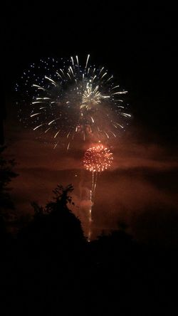Fireworks Forth Of July Sparkle Shine Bright