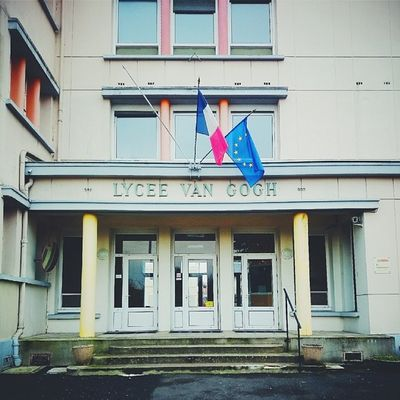 Ermont France LycéeVanGogh