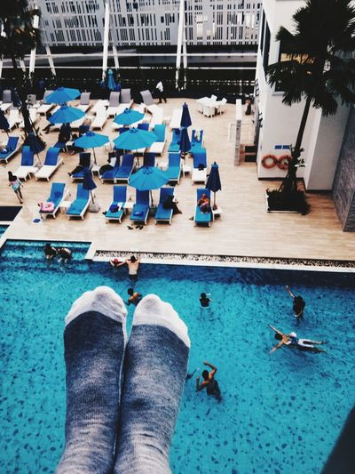 Travel around the World. Pool Sea Beach #travel #alone #photography #palace #JustMe #Phuket #Landmark Thailand