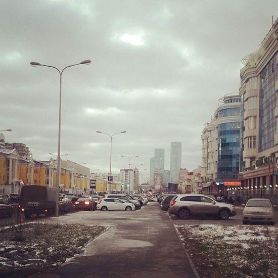 Астана столица пасмурно холодно тоскливо