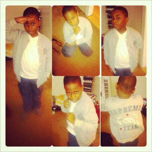 The one and only Malik! MrHandsome H .A.M