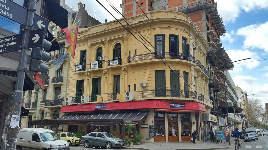 Sanchez y Sanchez pizza urbana Argentina Argentine Pizza Pizzeria Restaurant Restaurants Resto Comida Argentina Places To Go In Argentina Food