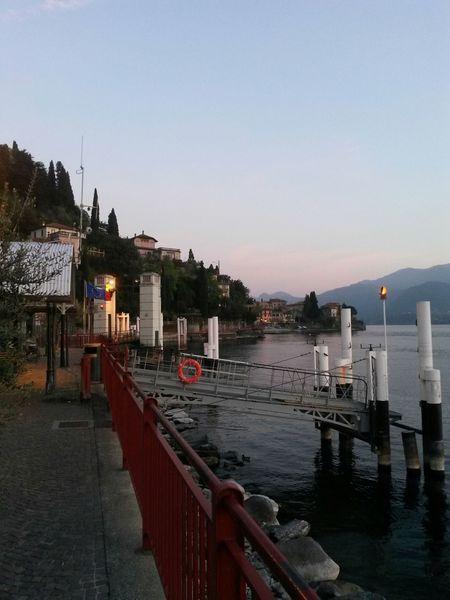 The Purist (no Edit, No Filter) Varenna Lago Di Como Tramonto Lakecomo Landscape