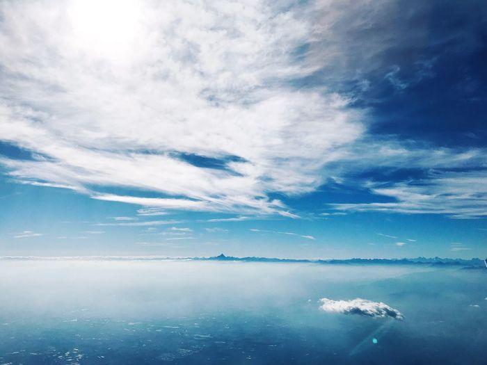 I love 🛫 Sky