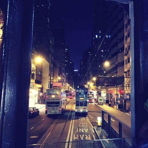 Honk Kong Tram Ding Ding