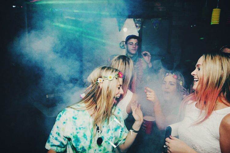 RePicture Wealth Hippie Party