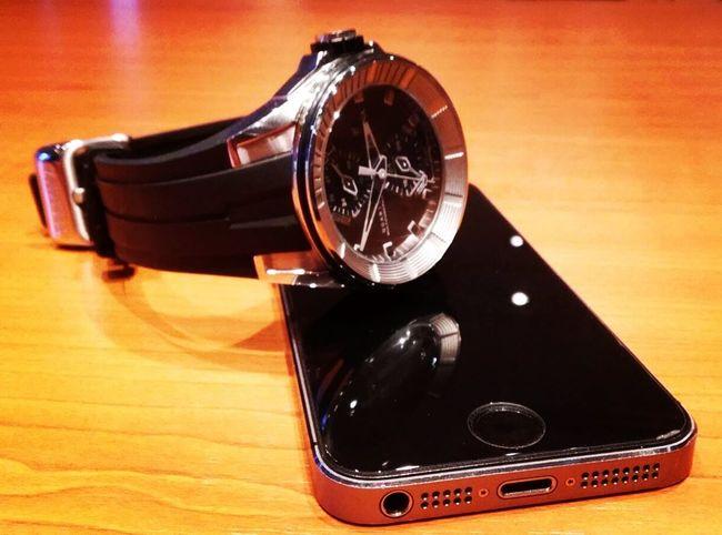 Apple Festina IPhone Watch Time App Sport Siri 5s