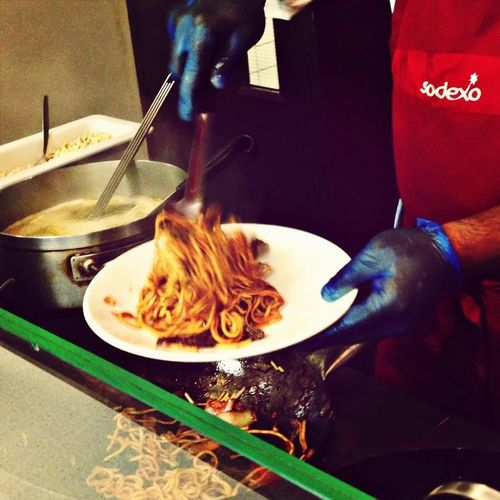 wok Woking Noodles Stir Fry Lunchtime