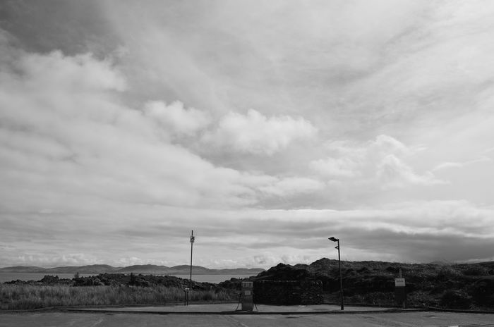 Colonsay Empty Empty Places Island Isolated Lonely Non-urban Scene Oil Petrol Petrol Station Remote Scotland