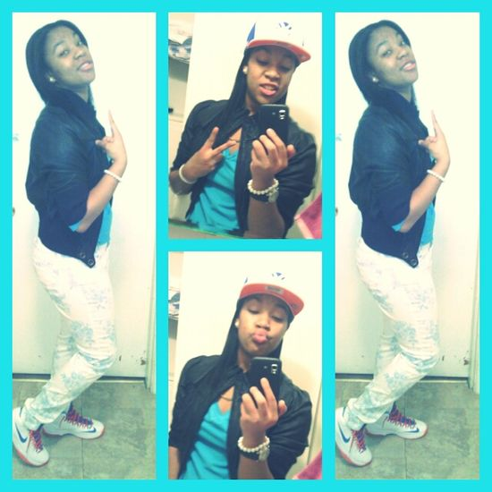 Omw Out With The Fam!!! ♥