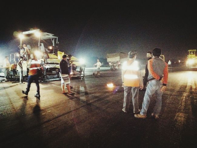 Commercial Airplane Sultan Thaha Airport Project ,Jambi.