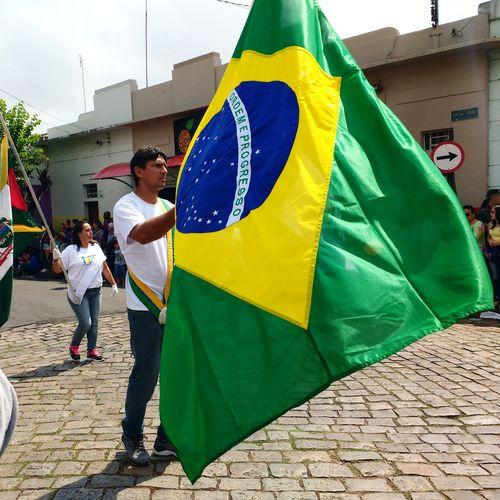 Brasil Independence Day Mococa Setembro