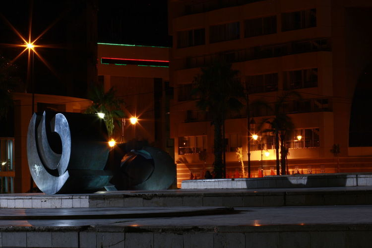 Learn & Shoot: After Dark Morroco Rabat Hay Riad White Spot Skatepark Photography Photoshoot