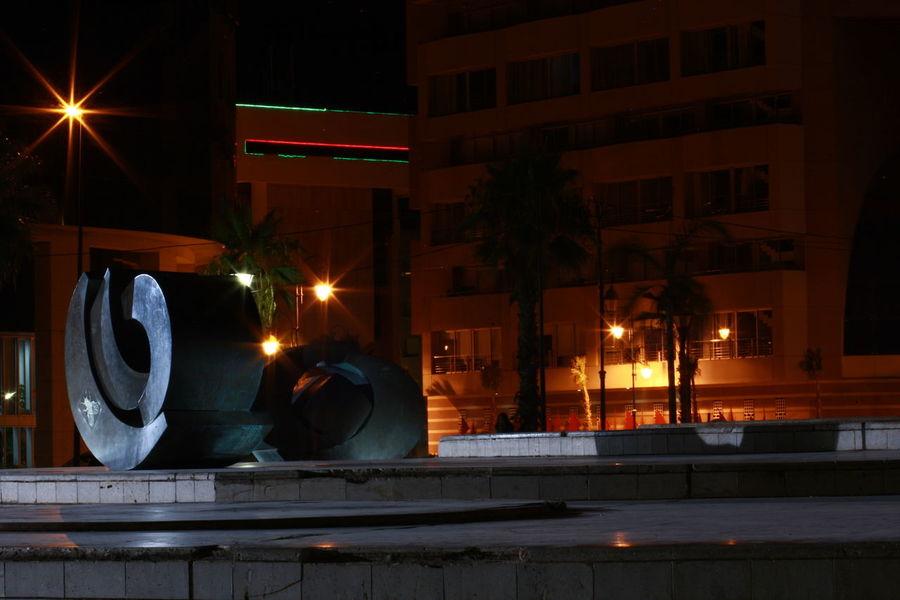 Learn & Shoot: After Dark Morroco Rabat Hay Riad White Spot Skatepark Photography Photoshoot