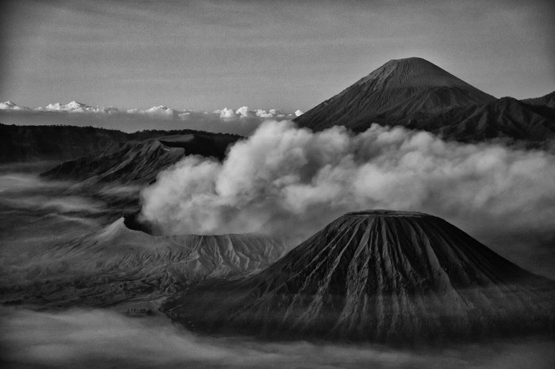 Mountain Volcano Nature Beauty In Nature Landscape Volcanic Landscape Scenics