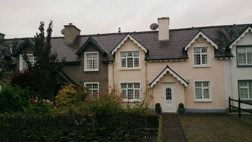 Una Casa Tipica Irlandesa