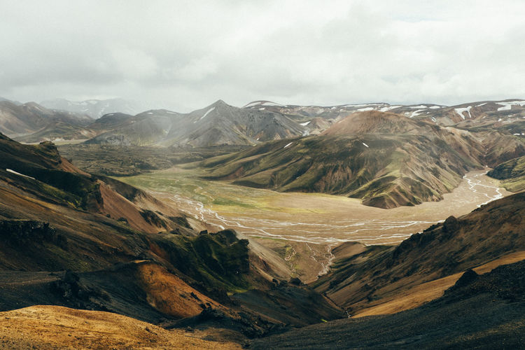 https://vradenburg.de/blog/highlands-of-iceland Iceland The Week On EyeEm Beauty In Nature Day Landmannalaugar Landscape Mountain Mountain Range Nature No People Outdoors Scenery Scenics Sky Wilderness Perspectives On Nature