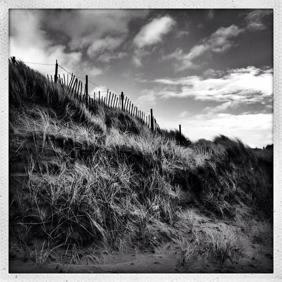 Hipstamatic Blackandwhite Landscape Taking Photos