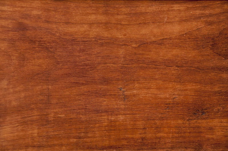 Full frame shot of brown wooden plank