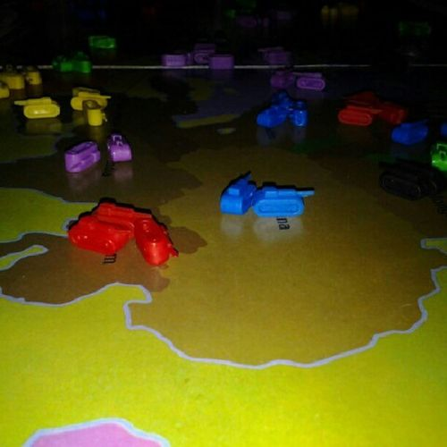 Risiko War Play Game table