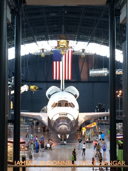 History. Space Space Shuttle Mesuem History