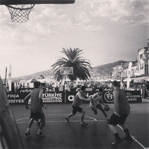 Eskifoca Foca Basket Tournoment izmir 3vs3